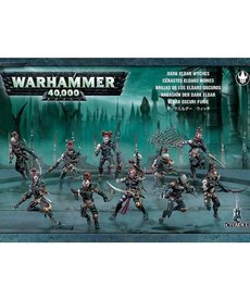 Games Workshop - GAW Warhammer 40K - Dark Eldar - Wyches