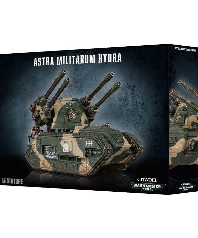 Games Workshop - GAW Warhammer 40K - Astra Militarum - Hydra
