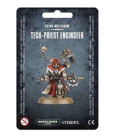 Games Workshop - GAW Astra Militarum - Tech-Priest Enginseer