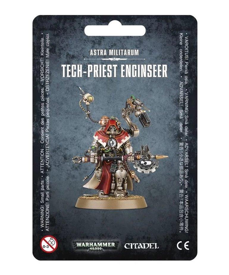 Games Workshop - GAW Warhammer 40k - Astra Militarum - Tech-Priest Enginseer