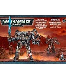 Games Workshop - GAW Warhammer 40K - Grey Knights - Nemesis Dreadknight