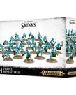 Games Workshop - GAW Warhammer Age of Sigmar - Seraphon - Skinks