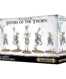 Games Workshop - GAW Warhammer Age of Sigmar - Aelves - Sisters of the Thorn