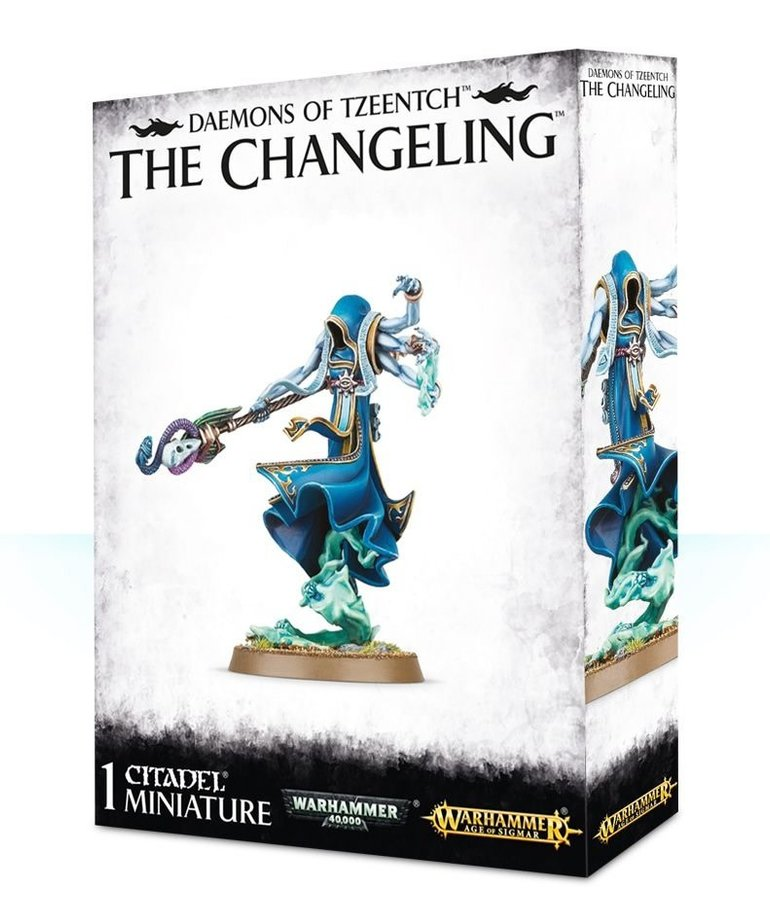 Games Workshop - GAW Warhammer Age of Sigmar - Disciples of Tzeentch - The Changeling
