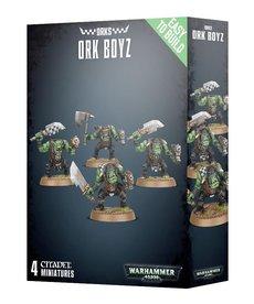 Games Workshop - GAW Warhammer 40K - Orks - Ork Boyz -Easy to Build