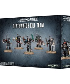 Games Workshop - GAW Warhammer 40K - Deathwatch - Kill Team