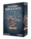 Games Workshop - GAW Warhammer 40K - Chaos Space Marines - Kharn the Betrayer