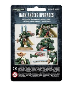 Games Workshop - GAW Warhammer 40K - Dark Angels - Upgrades Pack