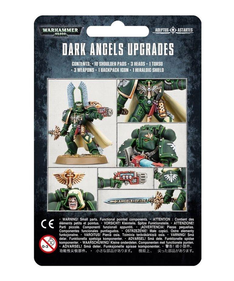 Games Workshop - GAW Warhammer 40K - Dark Angels - Upgrades Pack