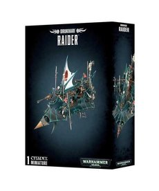Games Workshop - GAW Warhammer 40K - Drukhari - Raider