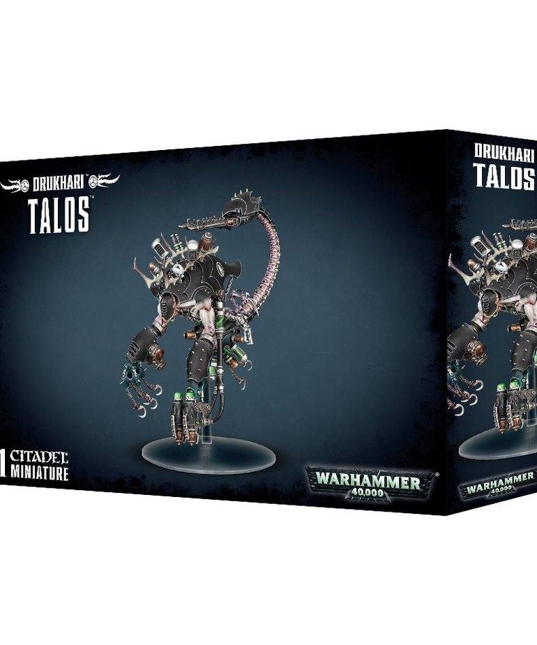 Games Workshop - GAW Warhammer 40K - Drukhari - Talos