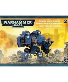Games Workshop - GAW Warhammer 40K - Space Marines - Ironclad Dreadnought