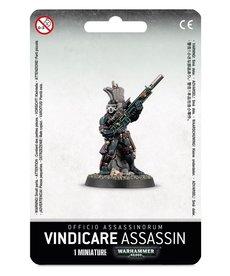 Games Workshop - GAW Warhammer 40K - Officio Assassinorum - Vindicare Assassin