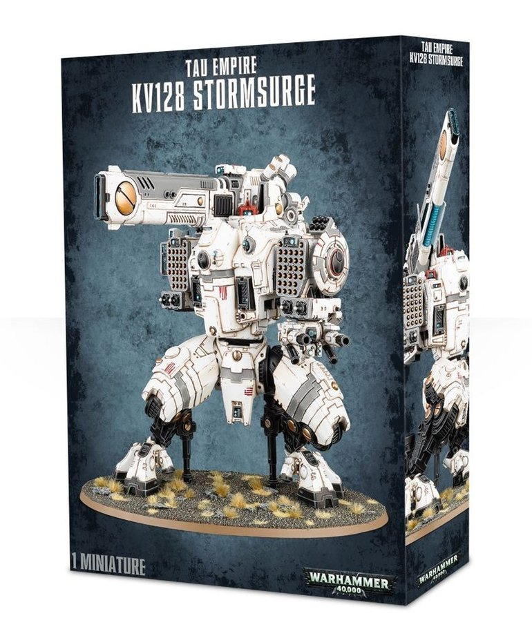 Games Workshop - GAW Warhammer 40K - Tau Empire - EV128 Stormsurge
