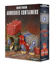 Games Workshop - GAW Warhammer 40K - Munitorum - Armoured Containers