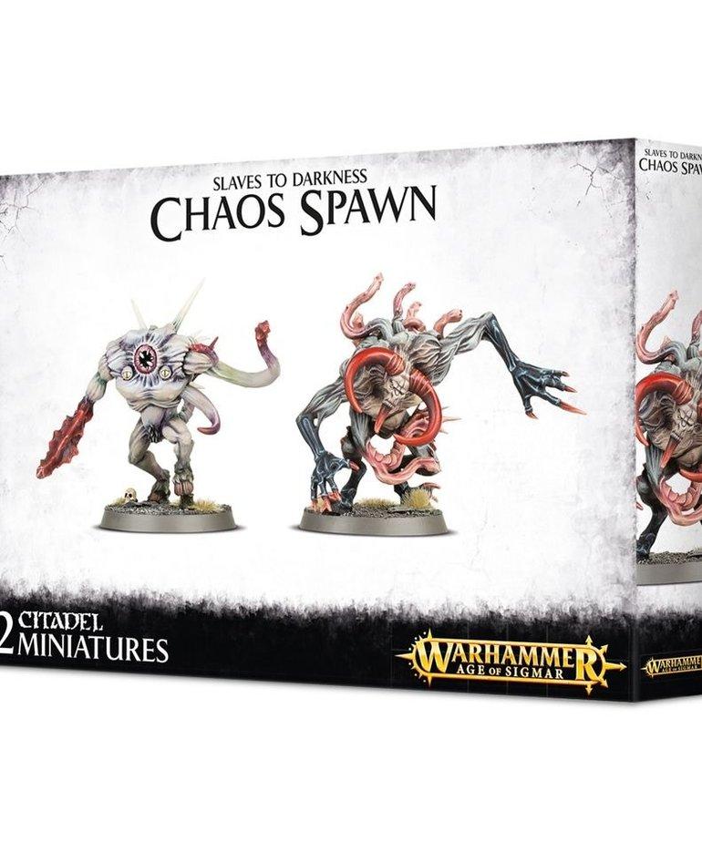 Games Workshop - GAW Warhammer Age of Sigmar - Slaves to Darkness - Chaos Spawn