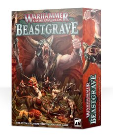 Games Workshop - GAW Warhammer Underworlds: Beastgrave