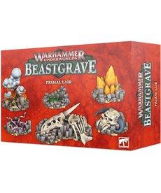 Games Workshop - GAW Warhammer Underworlds: Beastgrave - Primal Lair