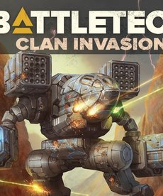 Catalyst Game Labs - CYT Battletech - Technical Readout - Clan Invasion