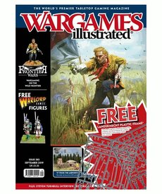 Warlord Games - WRL Wargames: Illustrated - Issue 383: September 2019