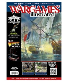 Warlord Games - WRL Wargames: Illustrated - Issue 384: October 2019
