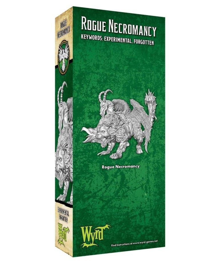 Wyrd Miniatures - WYR Malifaux 3E - Resurrectionists - Rogue Necromancy