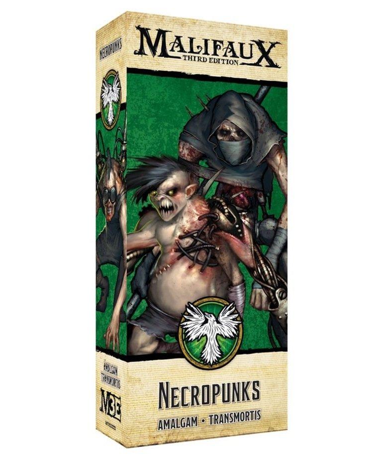 Wyrd Miniatures - WYR Malifaux 3E - Resurrectionists - Necropunks