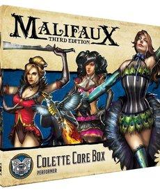 Wyrd Miniatures - WYR Malifaux 3E - Arcanists - Colette Core Box