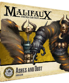 Wyrd Miniatures - WYR Malifaux 3E - Outcasts - Ashes and Dust