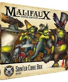 Wyrd Miniatures - WYR Malifaux 3E - Bayou - Som'er Core Box