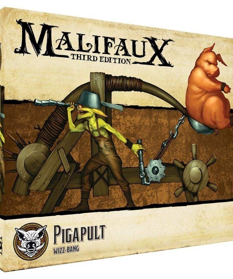 Wyrd Miniatures - WYR Malifaux 3E - Bayou - Pigapult