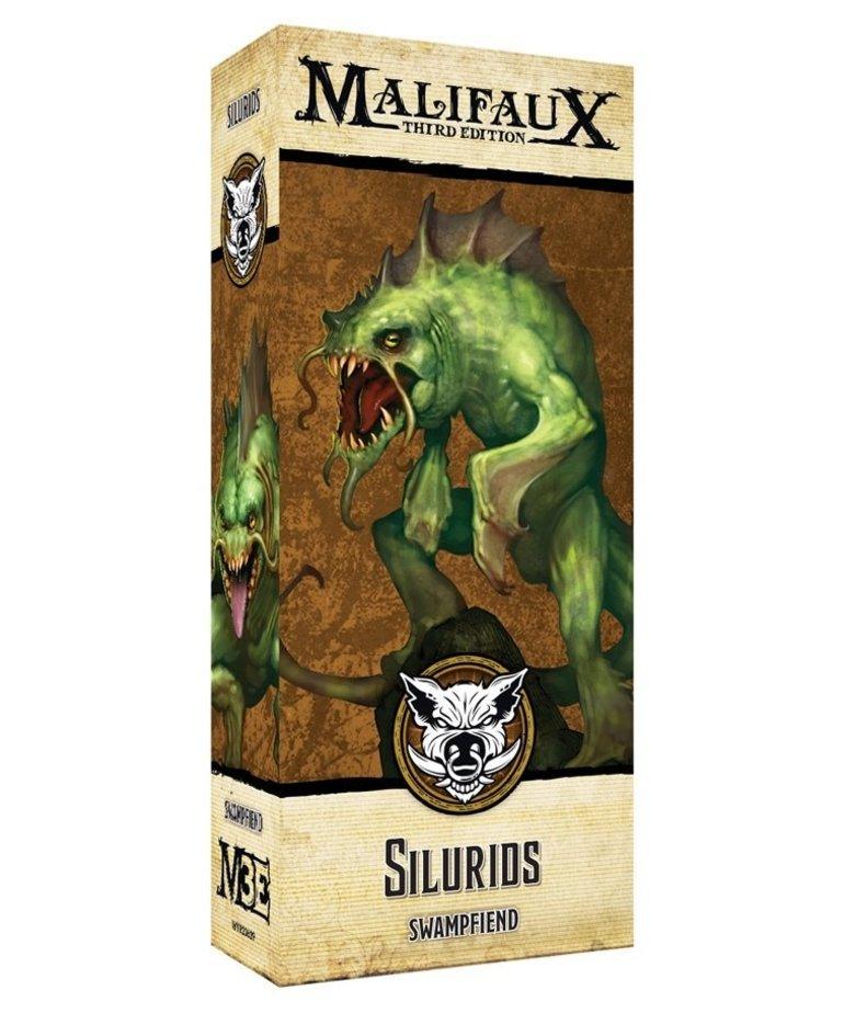 Wyrd Miniatures - WYR CLEARANCE - Malifaux 3E - Bayou - Silurids