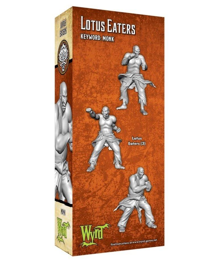 Wyrd Miniatures - WYR Malifaux 3E - Ten Thunders - Lotus Eater