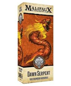 Wyrd Miniatures - WYR Malifaux 3E - Ten Thunders - Dawn Serpent