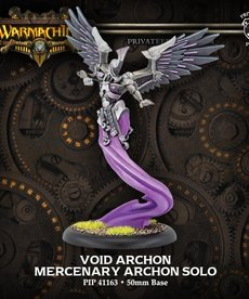 Privateer Press - PIP Warmachine - Mercenaries - Void Archon -  Solo