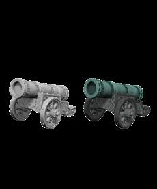 WizKids - WZK WizKids: Deep Cuts - Large Cannon