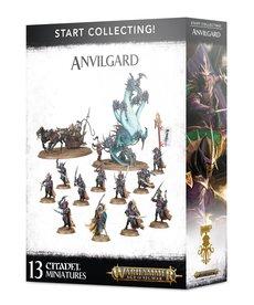 Games Workshop - GAW Warhammer Age of Sigmar - Start Collecting!: Anvilgard
