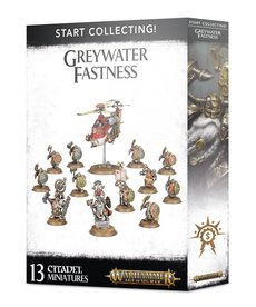 Games Workshop - GAW Warhammer Age of Sigmar - Start Collecting!: Greywater Fastness