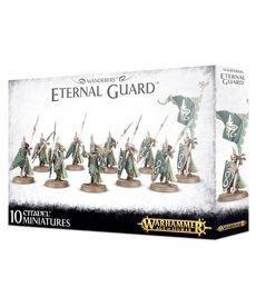 Games Workshop - GAW Warhammer Age of Sigmar - Cities Of Sigmar/Wanderers - Eternal Guard