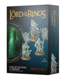 Games Workshop - GAW King of the Dead & Heralds