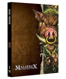 Wyrd Miniatures - WYR Malifaux 3E - Bayou - Faction Book