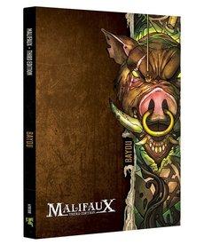 Wyrd Miniatures - WYR Malifaux 3E - Bayou - Faction Book