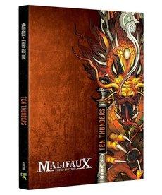 Wyrd Miniatures - WYR Malifaux 3E - Ten Thunders - Faction Book