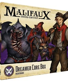 Wyrd Miniatures - WYR Malifaux 3E - Neverborn - Dreamer Core Box
