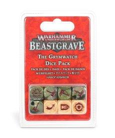 Games Workshop - GAW Warhammer Underworlds: Beastgrave - The Grymwatch - Dice Pack