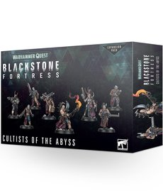 Games Workshop - GAW Warhammer Quest: Blackstone Fortress - Cultists of the Abyss - Expansion Pack