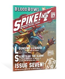 Games Workshop - GAW Blood Bowl - Spike!: The Fantasy Football Journal - Issue 7