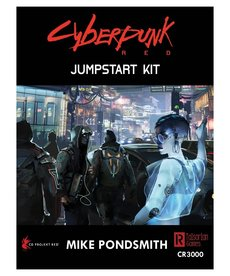 R. Talsorian Games - RTG Cyberpunk: Red - Jumpstart Kit