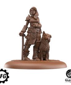 Steamforged Games LTD - STE Guild Ball - Farmer's Guild - Veteran Honour - Squaddie