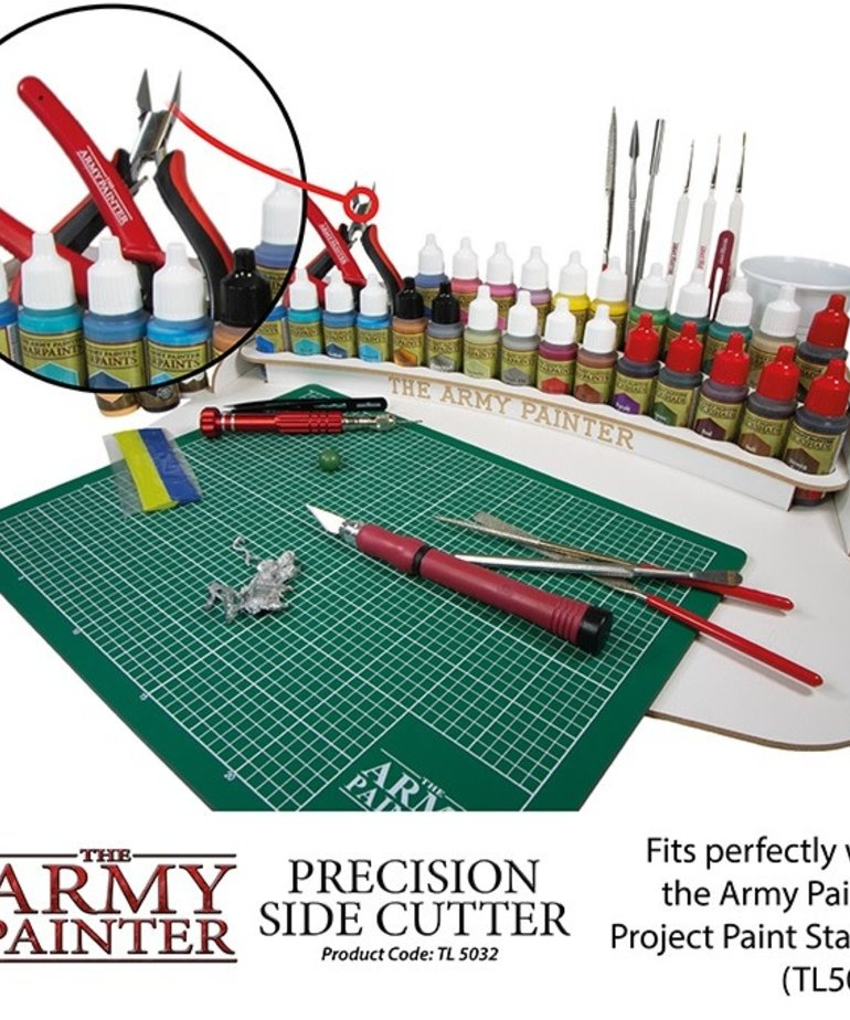 The Army Painter - AMY The Army Painter: Hobby Tools - Precision Side Cutter